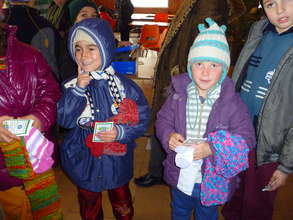 Kids 'n Boots Recipients