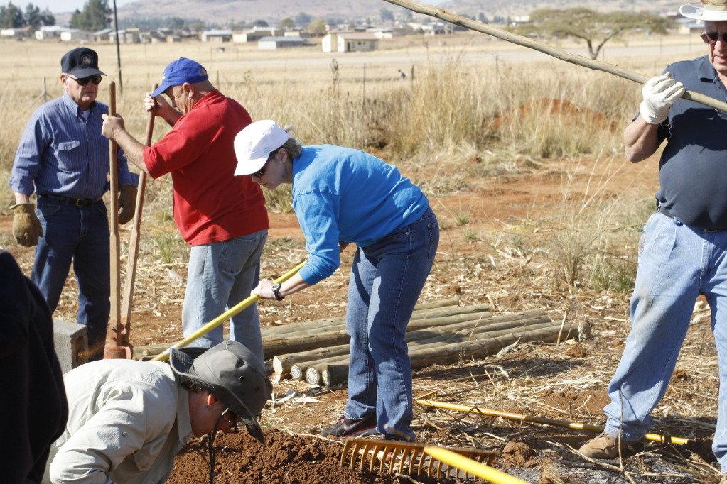 Gardening in South Africa