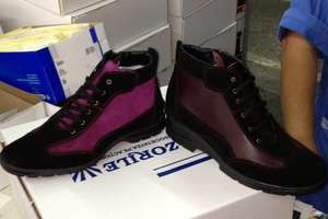 Boots for female youth