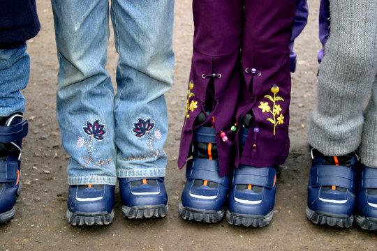 CERI Kids 'n Boots (Eastern Europe)