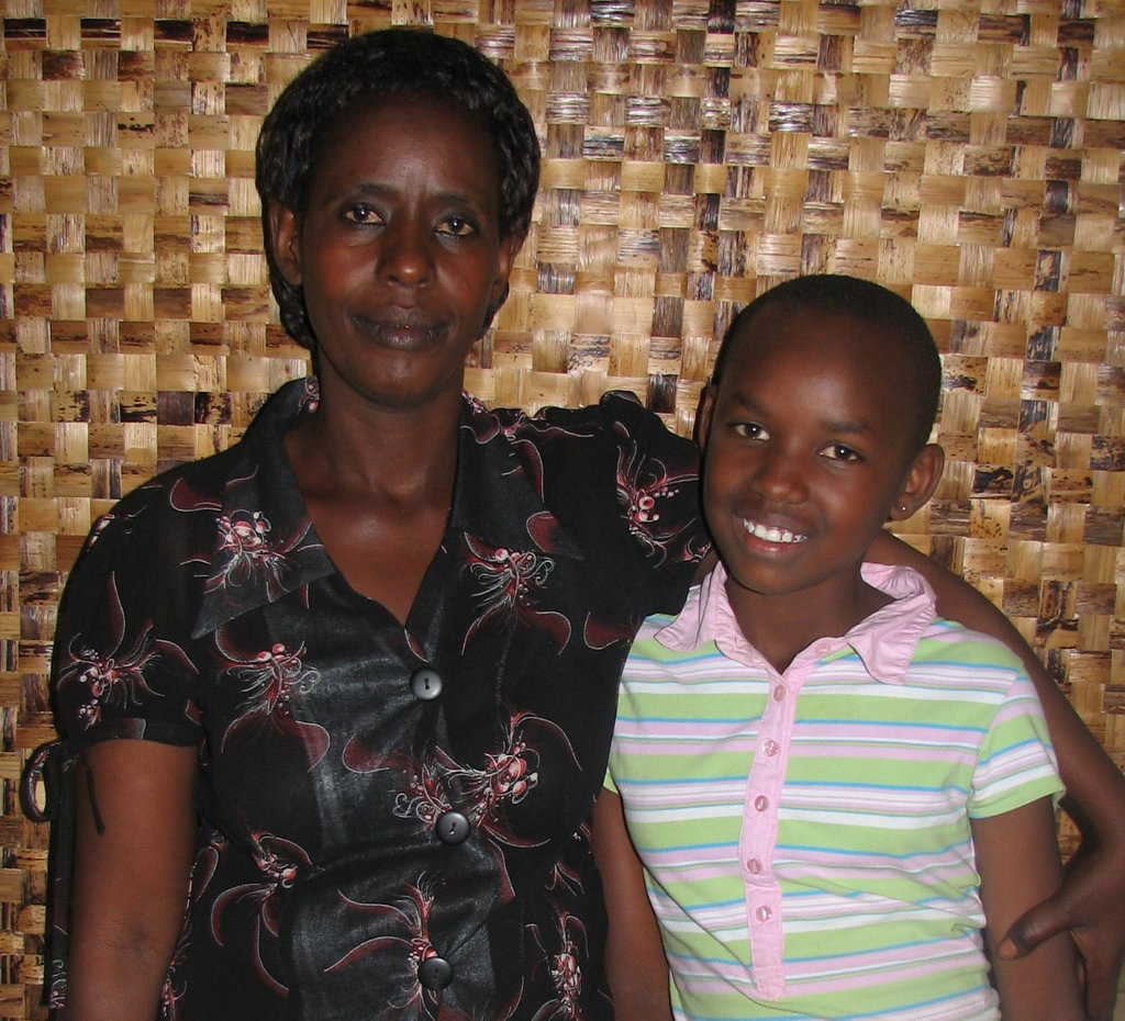 Help Rwandan orphans overcome a violent legacy