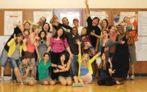 The 2012 cohort of Inspired Teaching Fellows