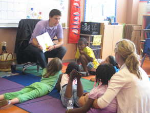 Reading in an ELE summer classroom