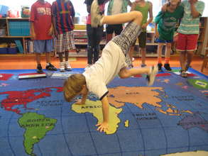 Comprehension through kinetic learning