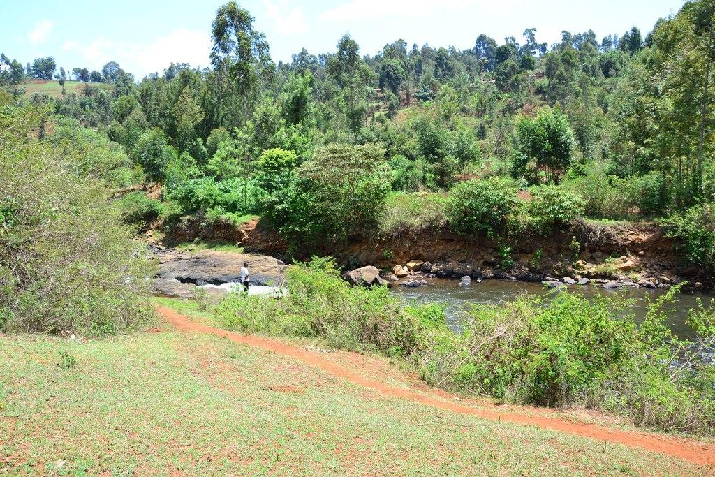 Othaya site - near the river
