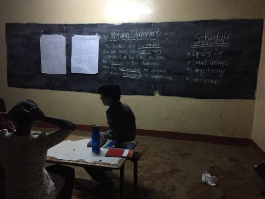 KSU students' leadership workshop for the prefects