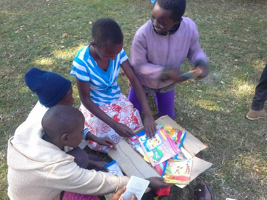 Reading at Ngaini