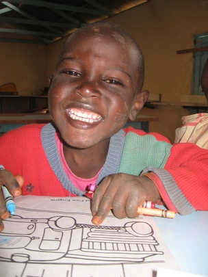 Educate and Empower Street Children in Kenya