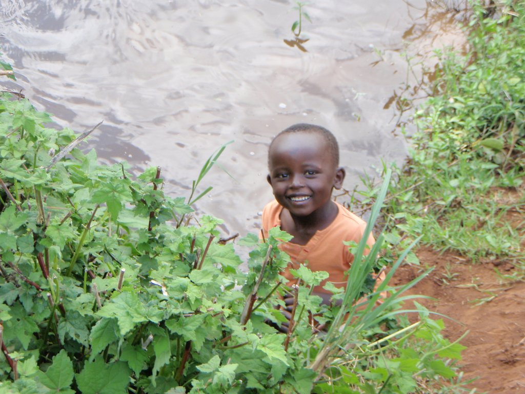 Even the youngest of vulnerable children find a place to call home at the Children & Youth Empowerment Centre.