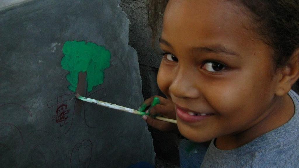 Muraling for the Environment