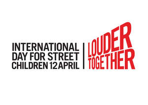 International Day for Street Children logo
