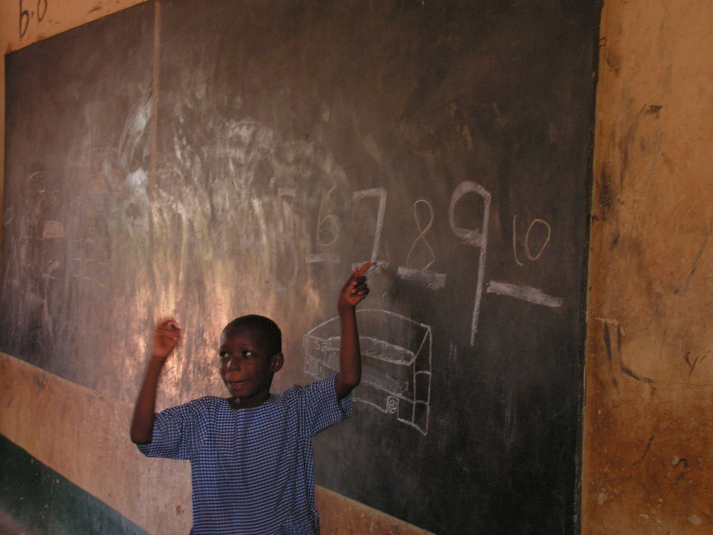 Education & Health for 24 Deaf Students in Ghana