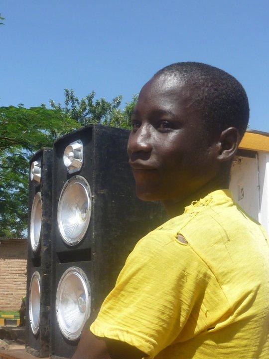 Street children in Tanzania voicing their concerns