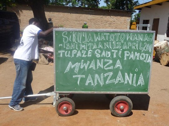 Celebrations in Tanzania
