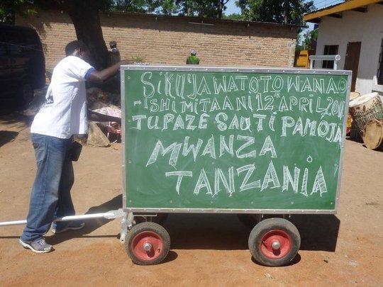 Celebrations in Tanzania