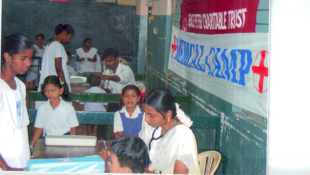 Support for High Risk Parent's Children in India