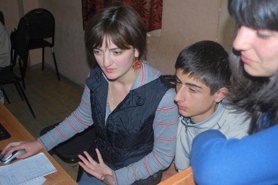 Help 400 Georgian Kids Reach Out to Their Pals