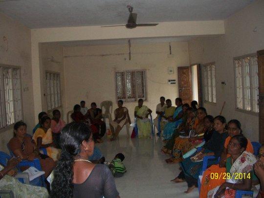 Training for Women from 35 Panchayats