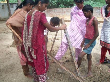 6Measuring seed planting