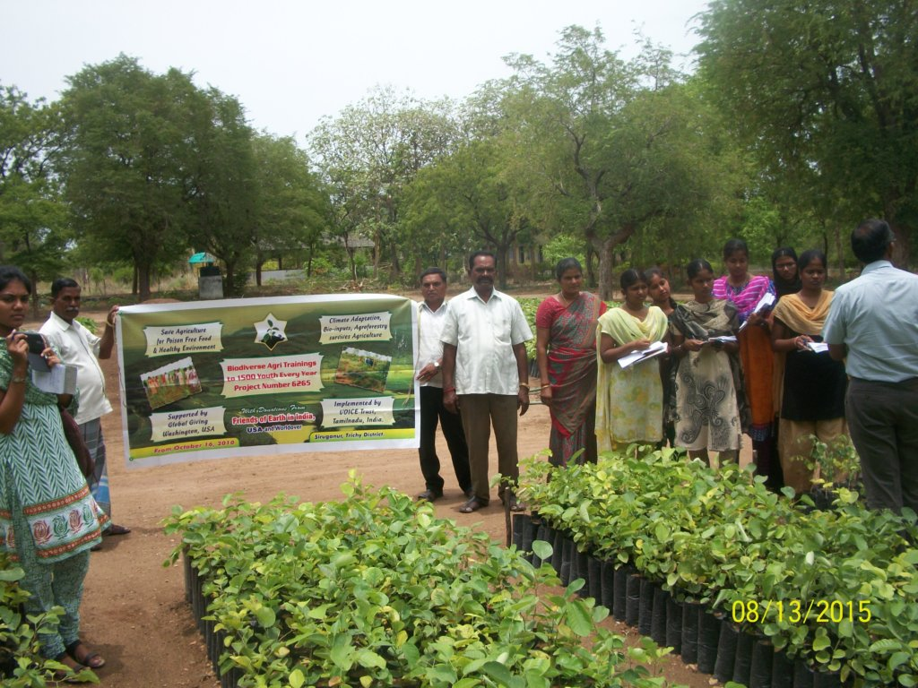 Another Training for Youth in Biodiverse Agri