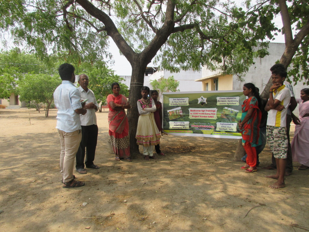 VOICE Team explains activities of Project #6265