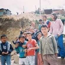 Children and  youth of Altos de Cazucá