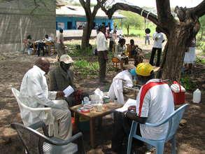 Kokwa 2009 medical camp