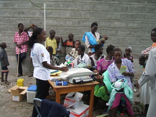 Protect 1800 people on Kokwa Island from Malaria