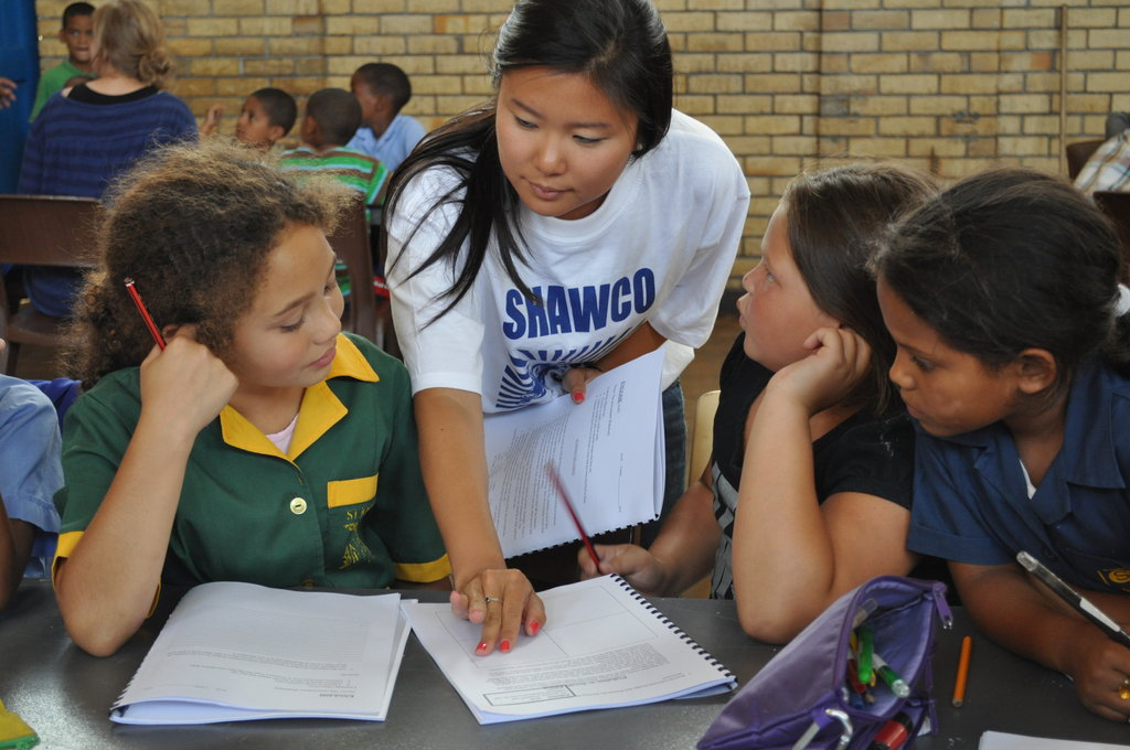 Provide tutoring services to disadvantaged youth.