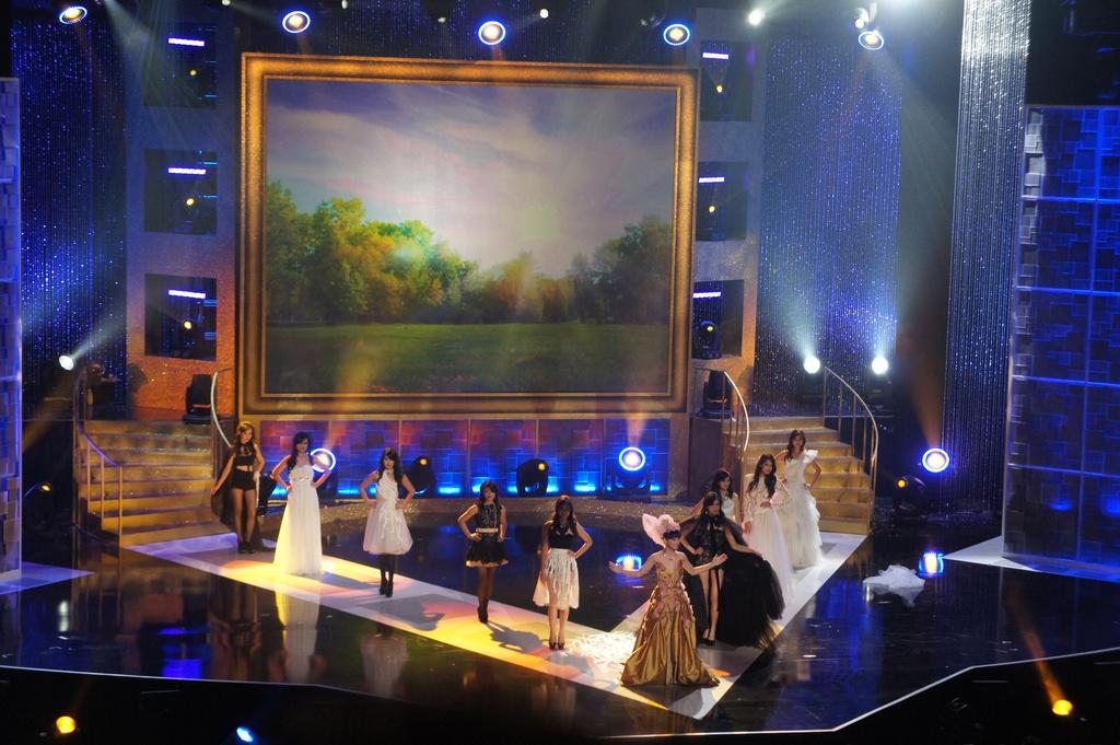 Senhoa Fashion Show, Asia Entertainment, Inc.