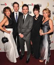 Krystin Pellerin, Gemini Awards
