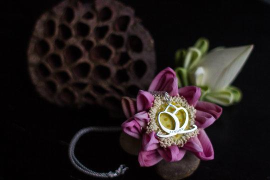 Charmed by Senhoa pendant necklace