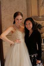 Coco Rocha and our Executive Director Lisa Nguyen
