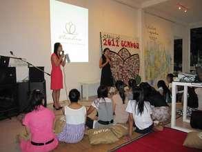 Graduation Ceremony for Senhoa Vocational Program