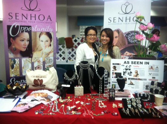 Julie Ragolia for Senhoa New Line Launch Party