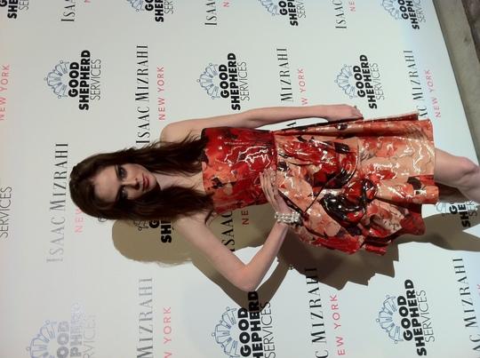 Supermodel Coco Rocha in a Senhoa Bracelet