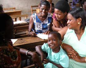 Help 25 Ghanaian women create jobs where they live