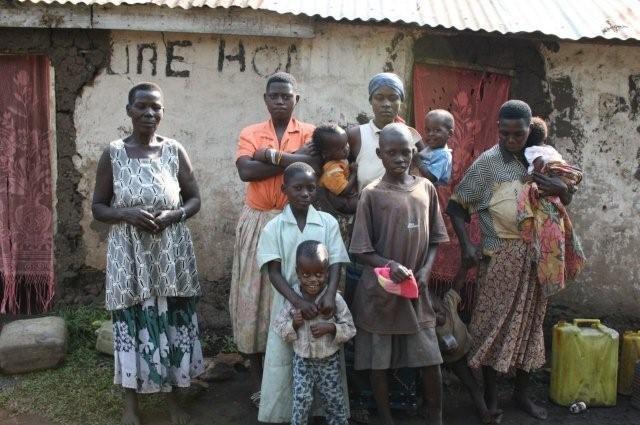 Support 120 Ugandan Grandmothers and the Elderly