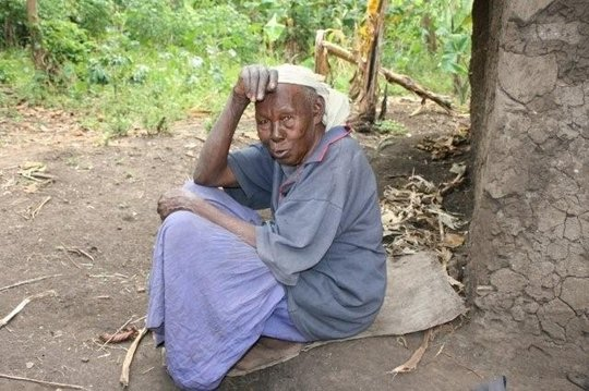 Support 120 Ugandan Grandmothers and the Elderly
