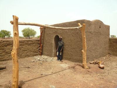 Village house, Nougoure