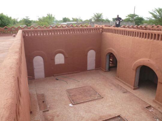 Cultural centre, Segou