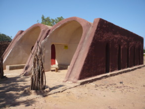 Health centre, N'golofola
