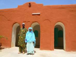 NV house near Segou