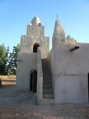 Coucou village mosque