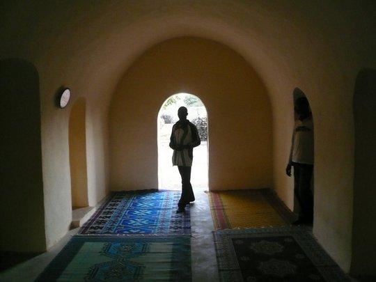 Marmarila village mosque