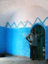 House in Ngolofala, interior1