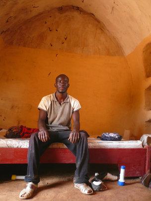 House in Ngolofala interior2