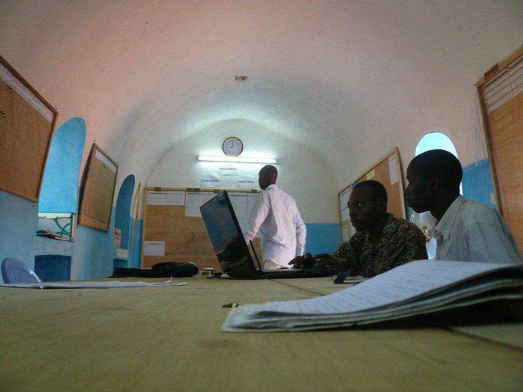 AVN Mali office, Pelengana