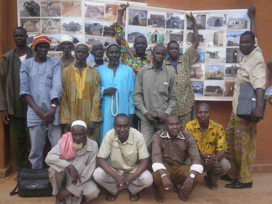 Village 'champions' workshop, Segou
