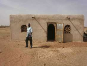 Village house in Segou region